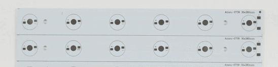 Алюминиевая плата для светодиодов